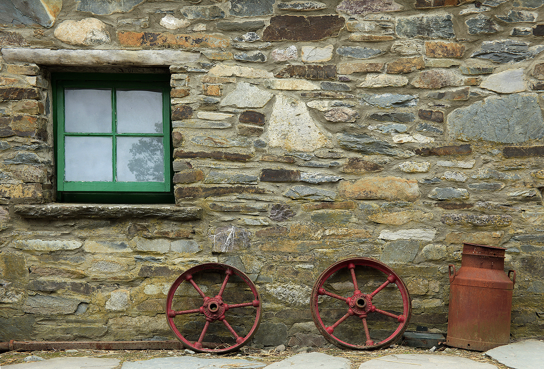 LANDLEBEN / Irland