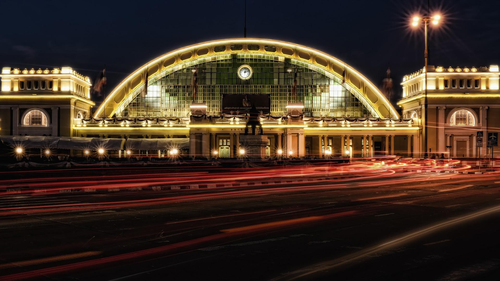 Bangkok Hauptbahnhof