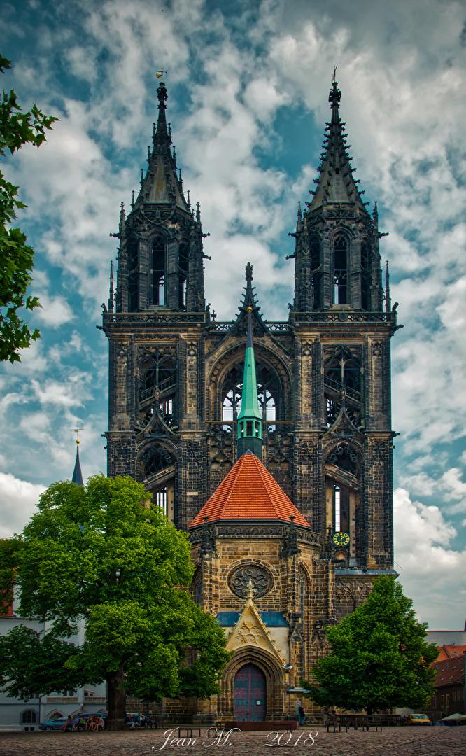Dom auf der Meißner Albrechtsburg