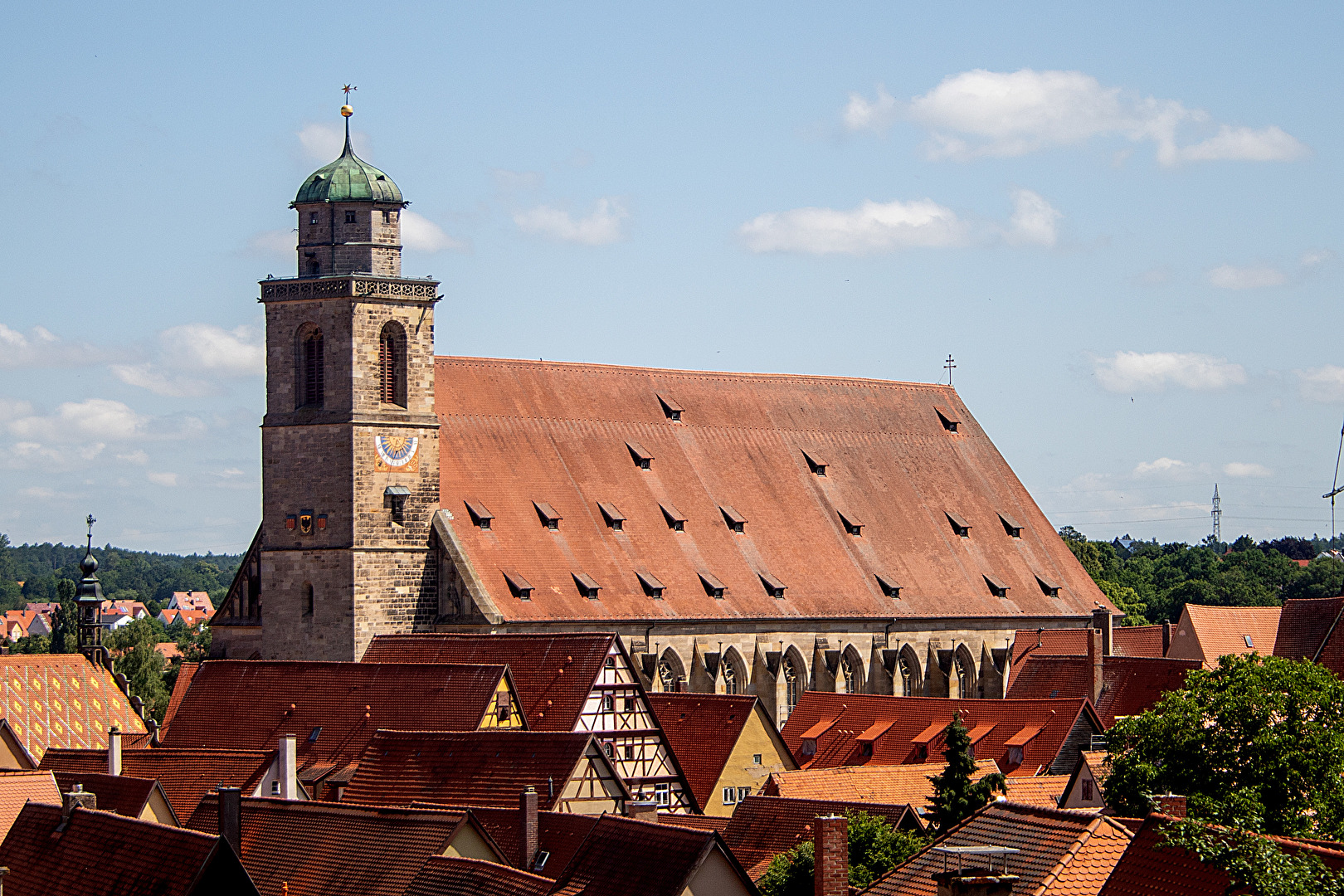 St. Georg in Dinkelsbühl
