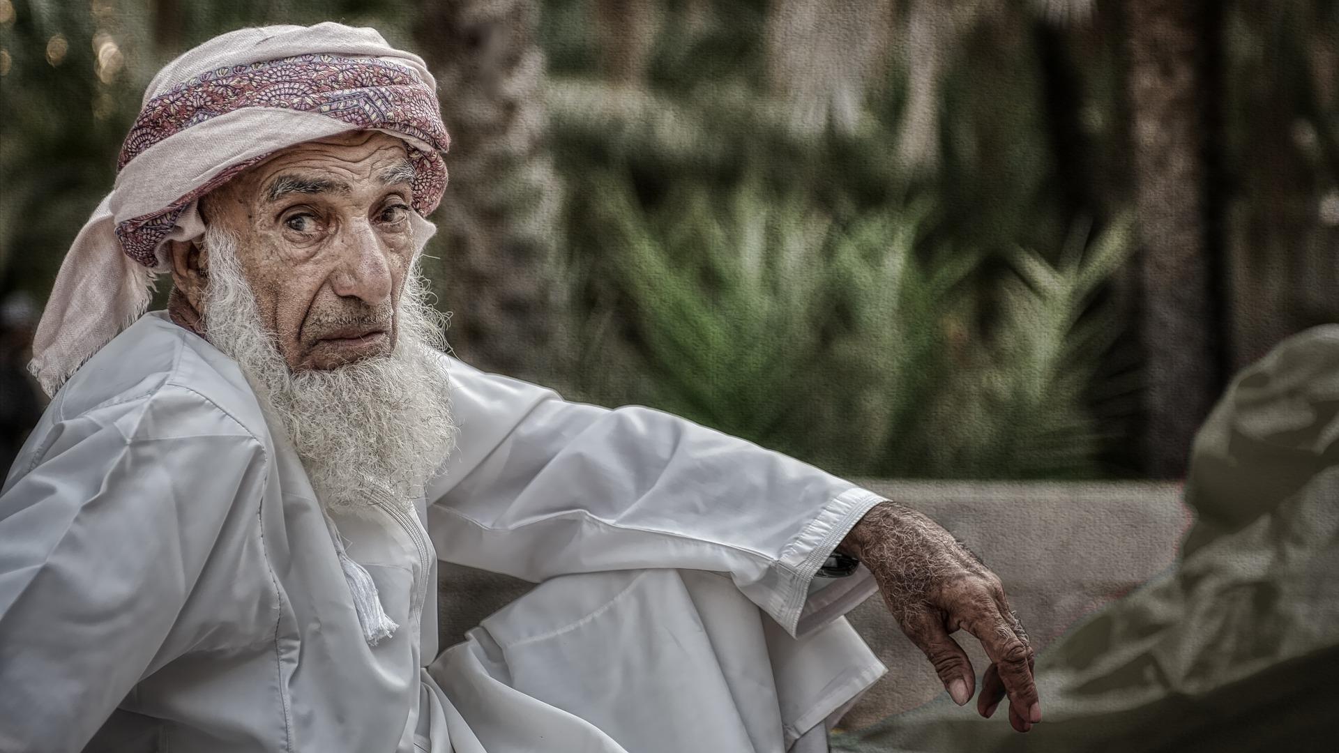 In den Bergen von Oman 2